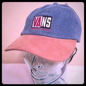 🆕 ONLY 1! Vans Blaine Curved Cap